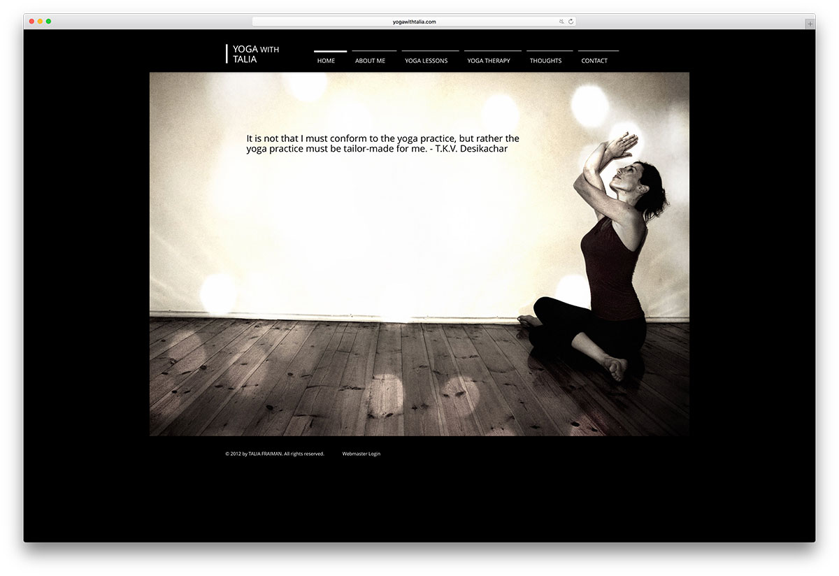 yogawithtalia-yoga-studio-website-using-wix