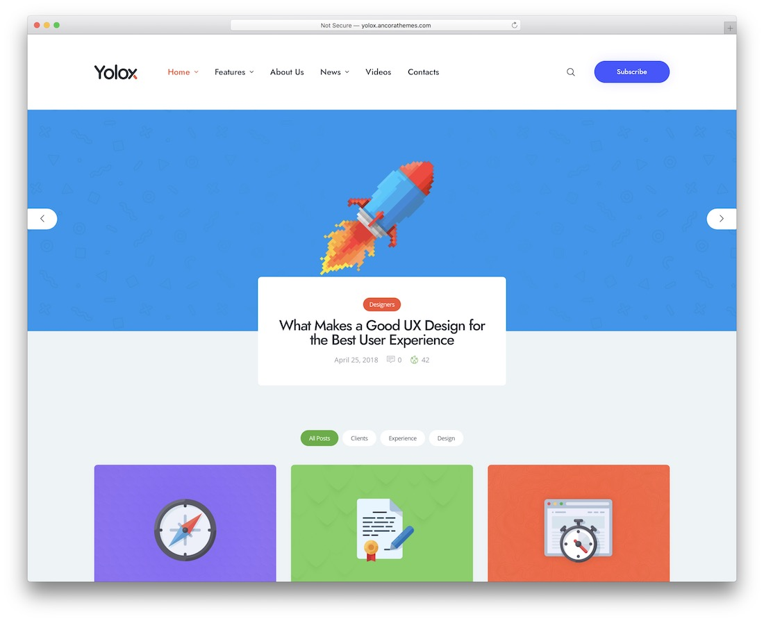 yolox affiliate wordpress theme