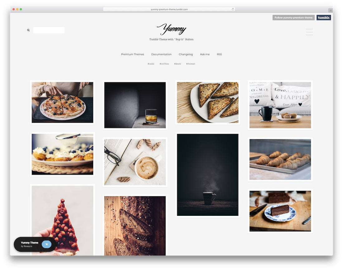 free tumblr themes - Maco palmex co