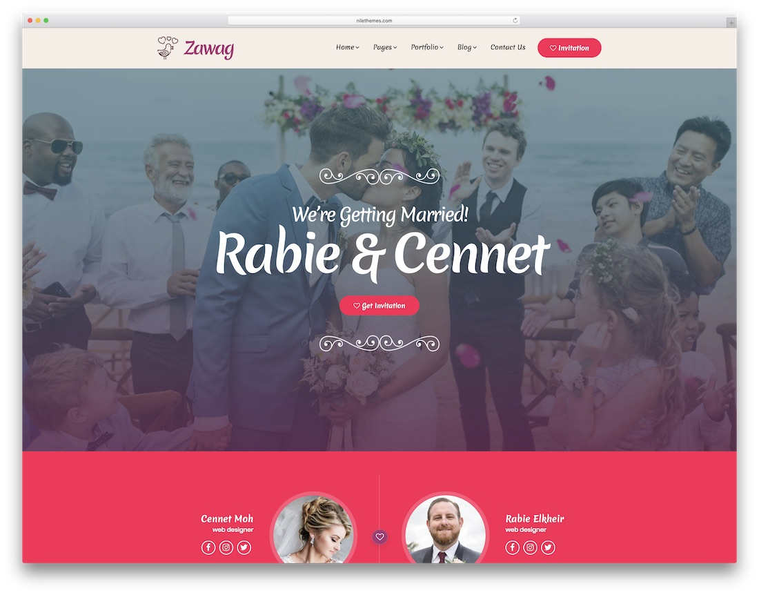 23 Sophisticated Dating Website Templates To Match Hearts