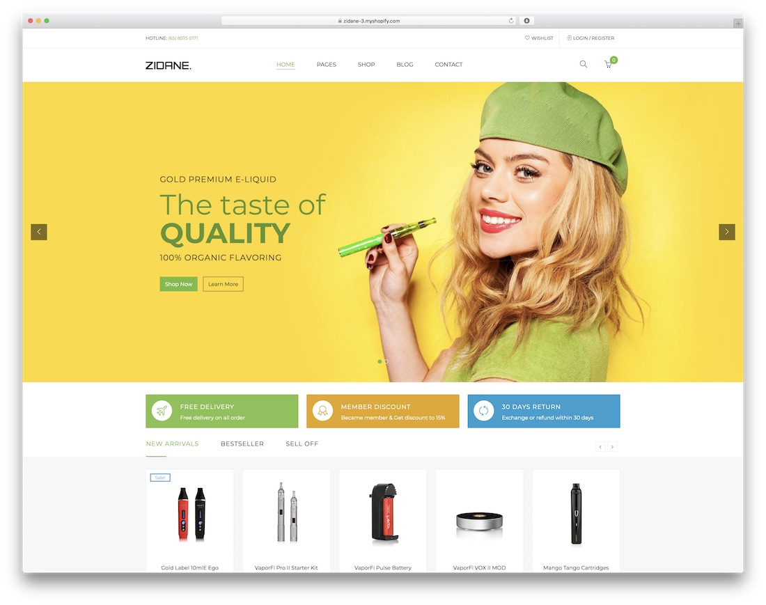 38 Free Best Shopify Themes For Your Online Store 2019